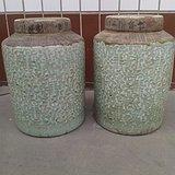 古董收藏售民国陈年老普洱寿字罐包老包代货真价实