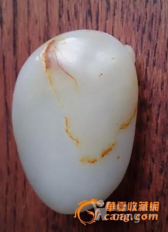 外围网 白玉籽料把件【喜鹊登枝】-图6