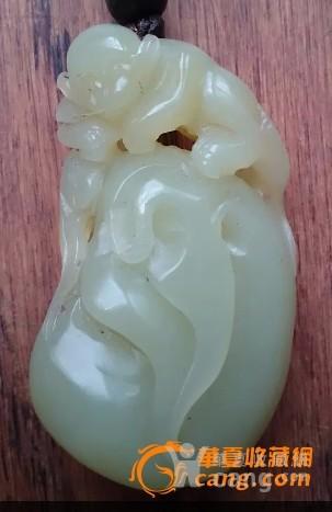 新疆黄玉籽料挂件-图7