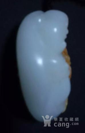 和田一级白玉籽料【弥勒】-图2