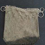欧洲茉莉回流【欧式古董银手袋】103克