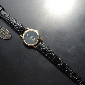 I6084 精美嵌真钻石英女表(日本机芯)