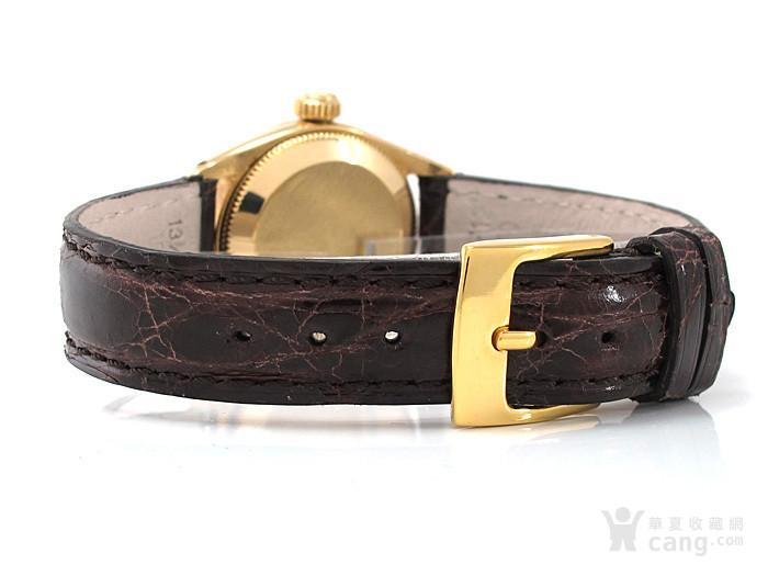 正品Rolex劳力士18K金腕表图4