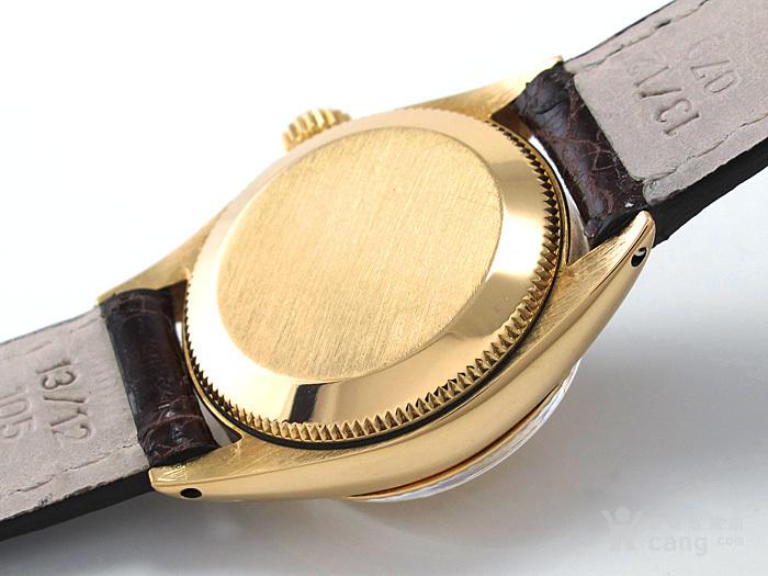 正品Rolex劳力士18K金腕表图5