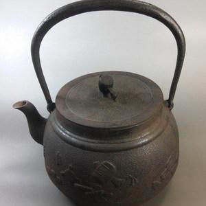 日本南部铁壶 (昭和)