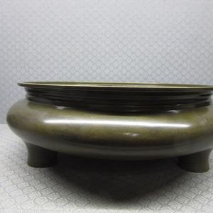 宣德铜香炉