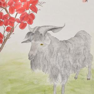 八平尺羊  刘景奇