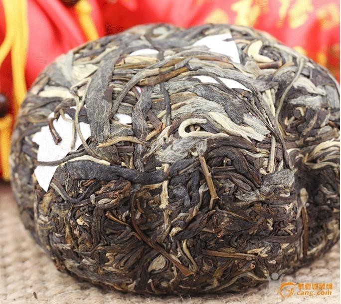 普洱生茶 生瓜 纯天然古树极品大叶 500克 普洱生茶 生瓜图2