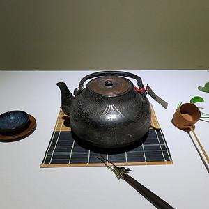 古缘商会日本特价处理老铁壶一把