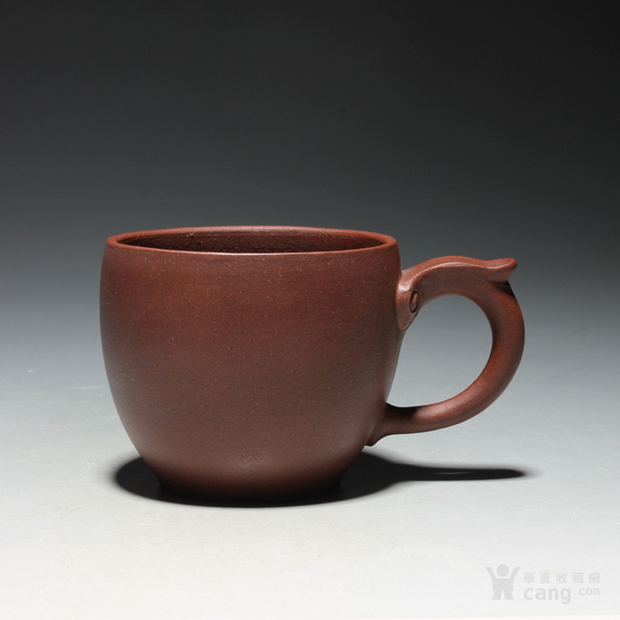 宜兴紫砂壶 早期全手工老茶壶 台湾回流 吉祥如意套装图7