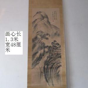 吴观岱山水作品