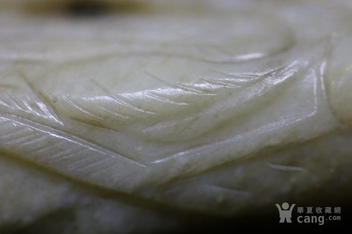 和田白玉籽料玉鸟图6