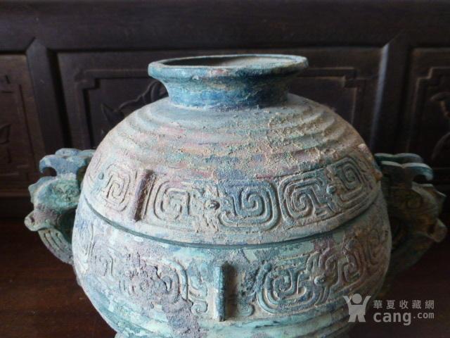 北朝鲜收的青铜器图2