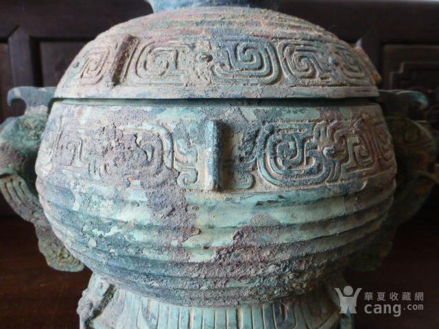 北朝鲜收的青铜器图3