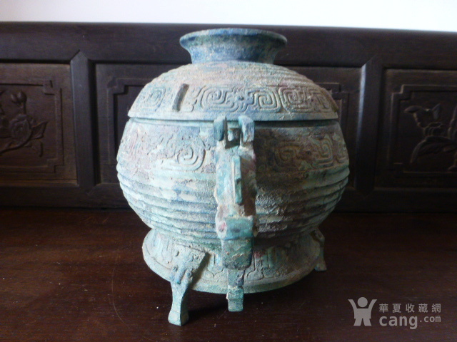 北朝鲜收的青铜器图5