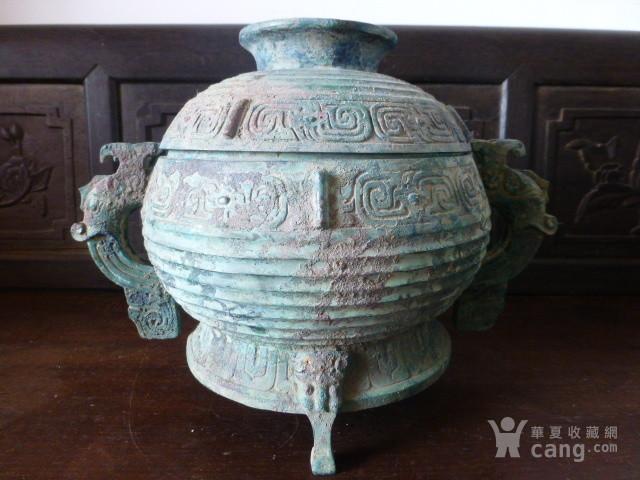 北朝鲜收的青铜器图6