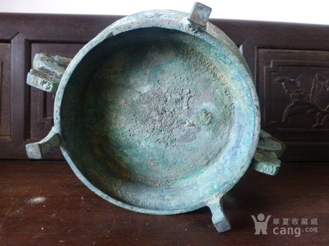 北朝鲜收的青铜器图11