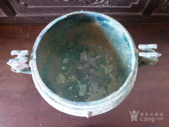 北朝鲜收的青铜器图10