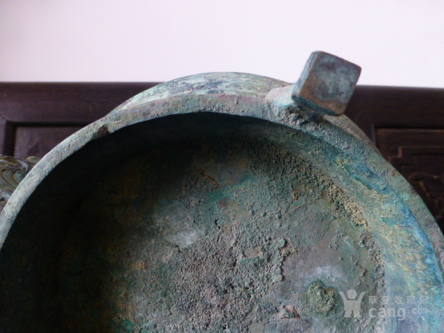 北朝鲜收的青铜器图12