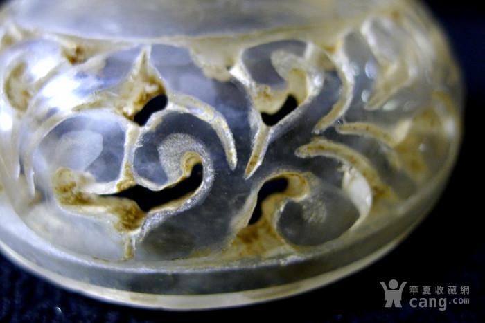 清代水晶香炉图7