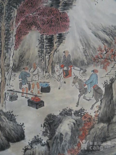 钱松岩精品画作图5