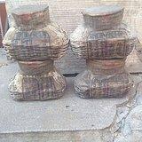 古董收藏  售柳藤包装陈年老普洱茶食   货真价实