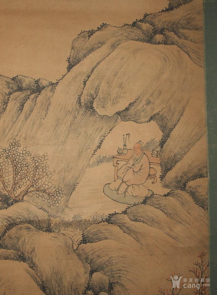 清代--包栋-《香山九老图》图4