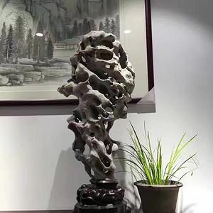 【保真】非常经典的老太湖石