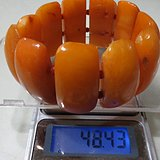 老蜜蜡手排48.4克