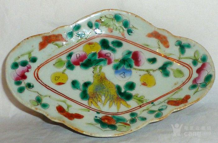 清朝果盘图5