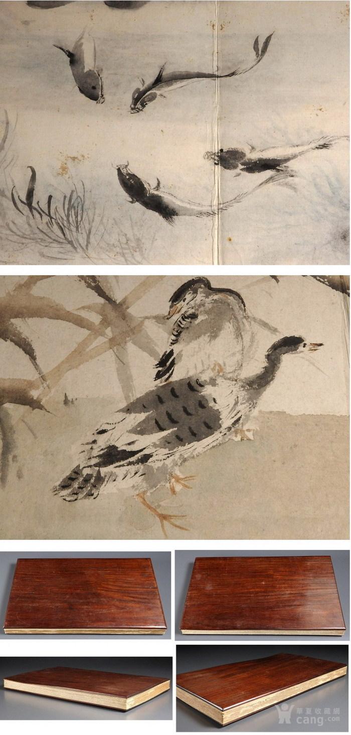 清代--《潘恭寿王文治》册页图7