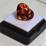 黄水晶 11.53克拉纯天然无加热巴西黄水晶 旺财石