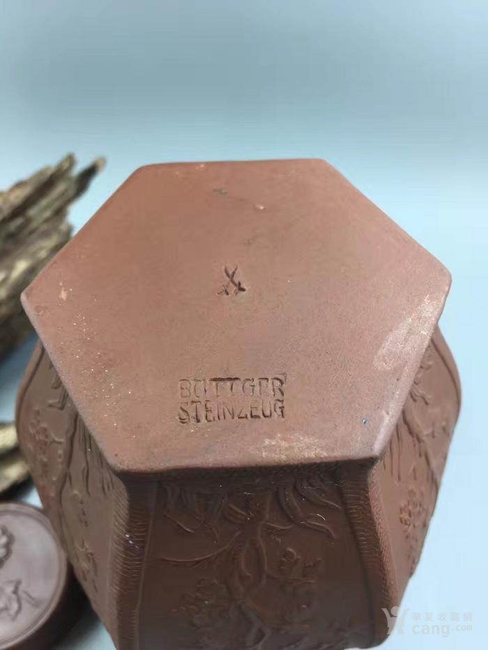 紫砂茶叶罐图3