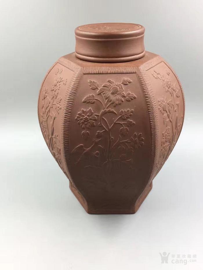 紫砂茶叶罐图5