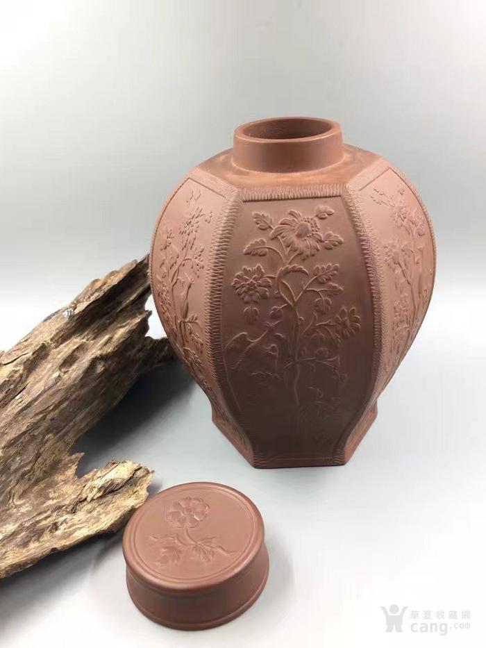 紫砂茶叶罐图4
