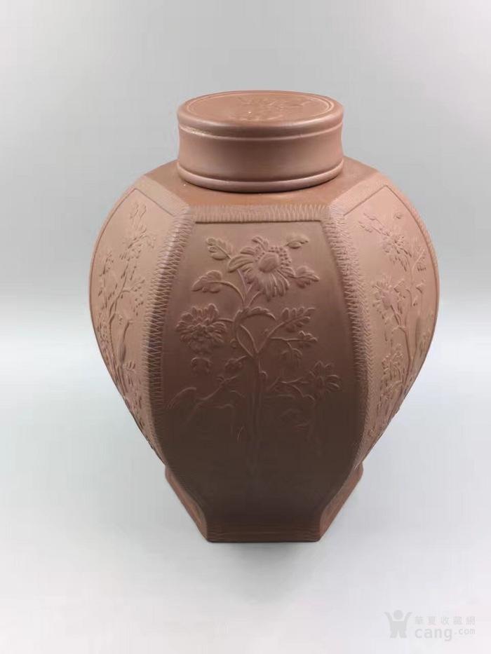 紫砂茶叶罐图7