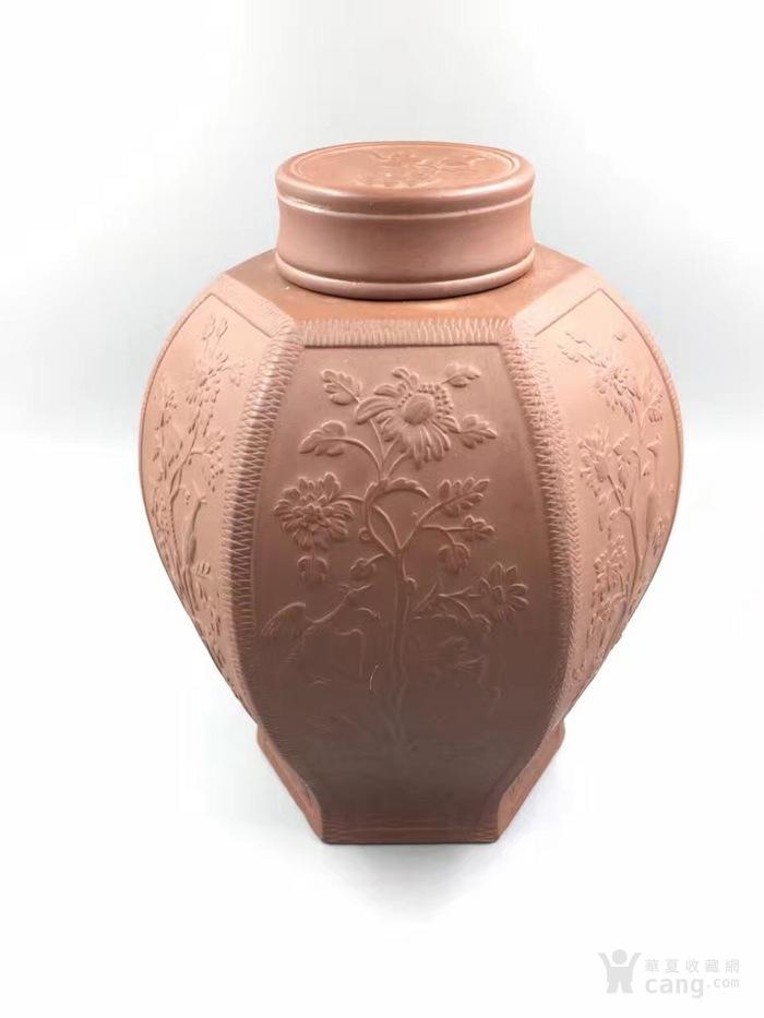 紫砂茶叶罐图8