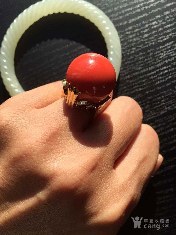 24.28克 高密度 MoMo 精品 巨无霸 戒指,不议价。图2