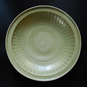 龙泉大盘  33,5厘米