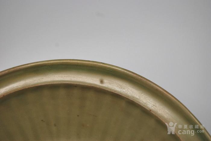 龙泉大盘  33,5厘米图4