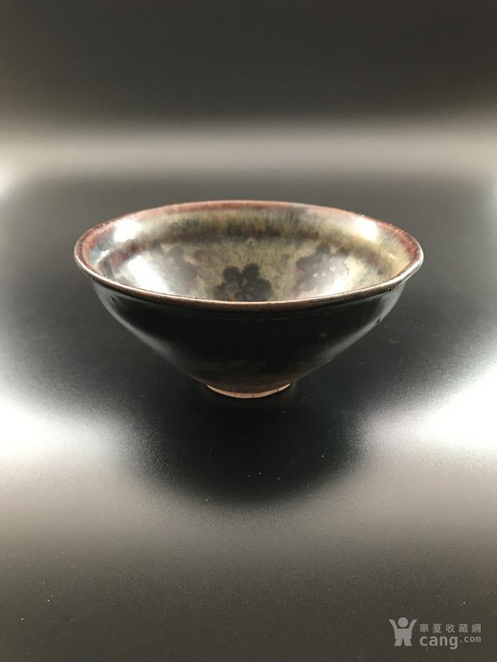 吉州窑梅花茶盏图3