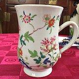 欧洲茉莉回流 清乾隆雍正粉彩杯子 外销瓷
