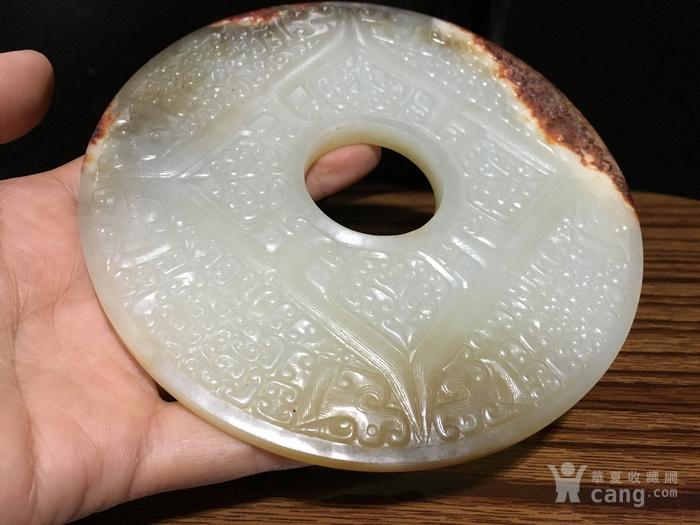 小韩玉德 精工圆壁图8