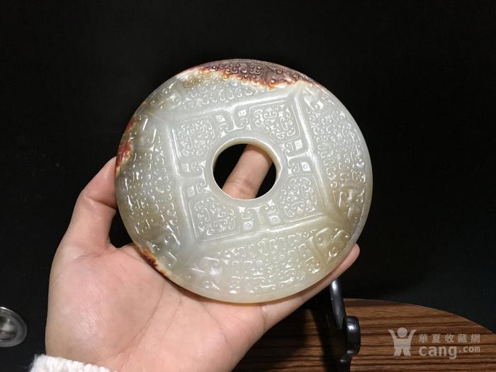 小韩玉德 精工圆壁图10