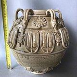 乡下收的隋代青瓷罐