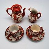 九谷款瓷器  茶具一套v5