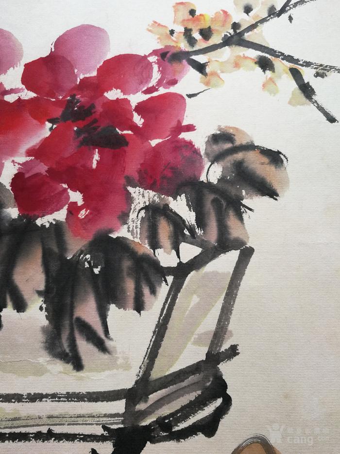 陈半丁花卉精品,特价图7