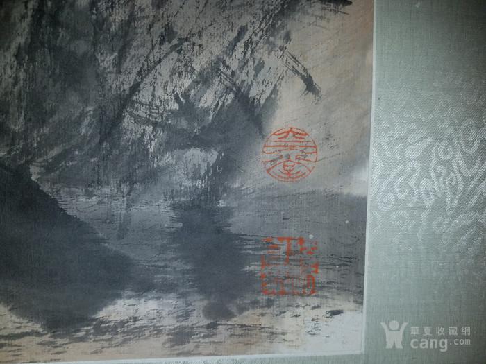 《已鉴定 》大放漏:江野精品人物故事图  衡阳雁去无留意图4