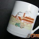 文革六十年代特色茶杯