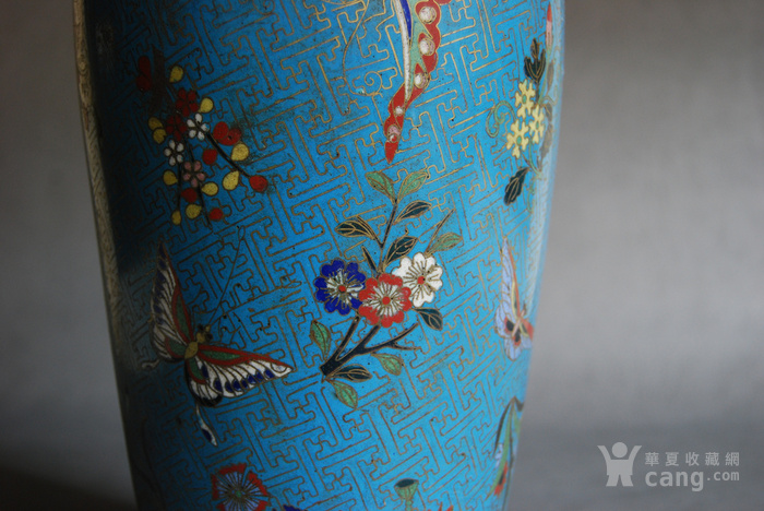 清 景泰蓝瓶 d148图8